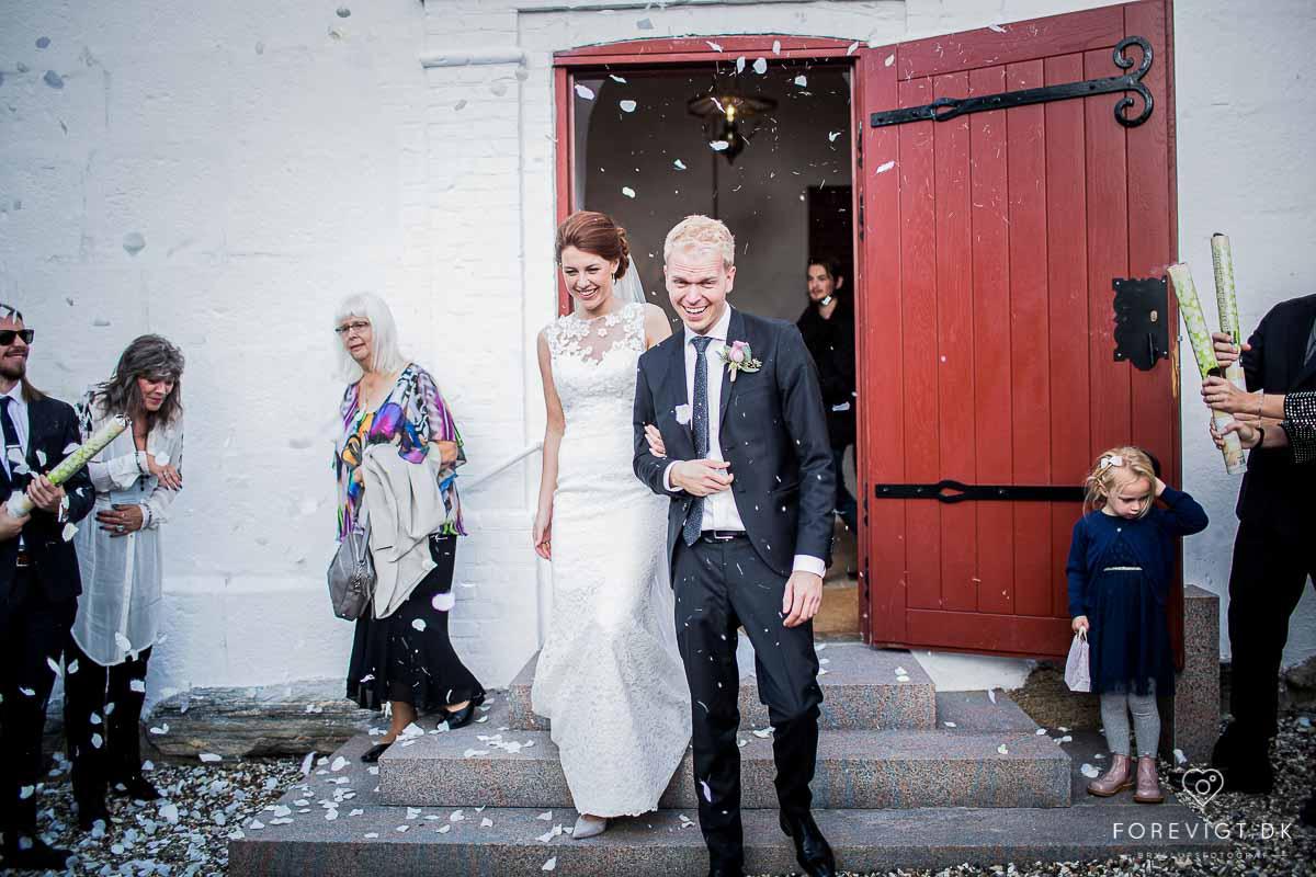 Bryllup - Molskroen