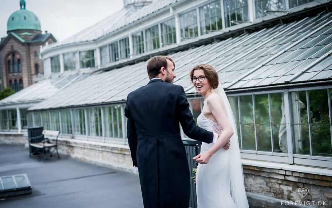 Orangeriet Kongens Have bryllup