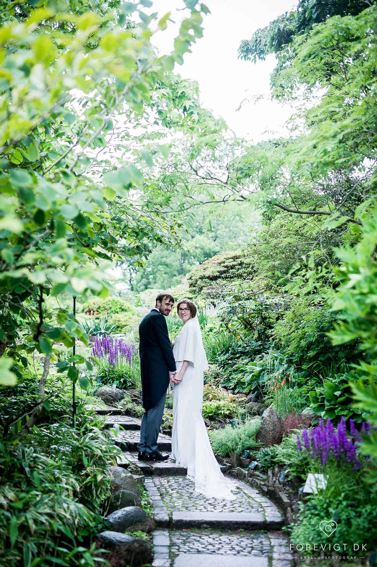 Flere billeder af bryllup københavn orangeriet