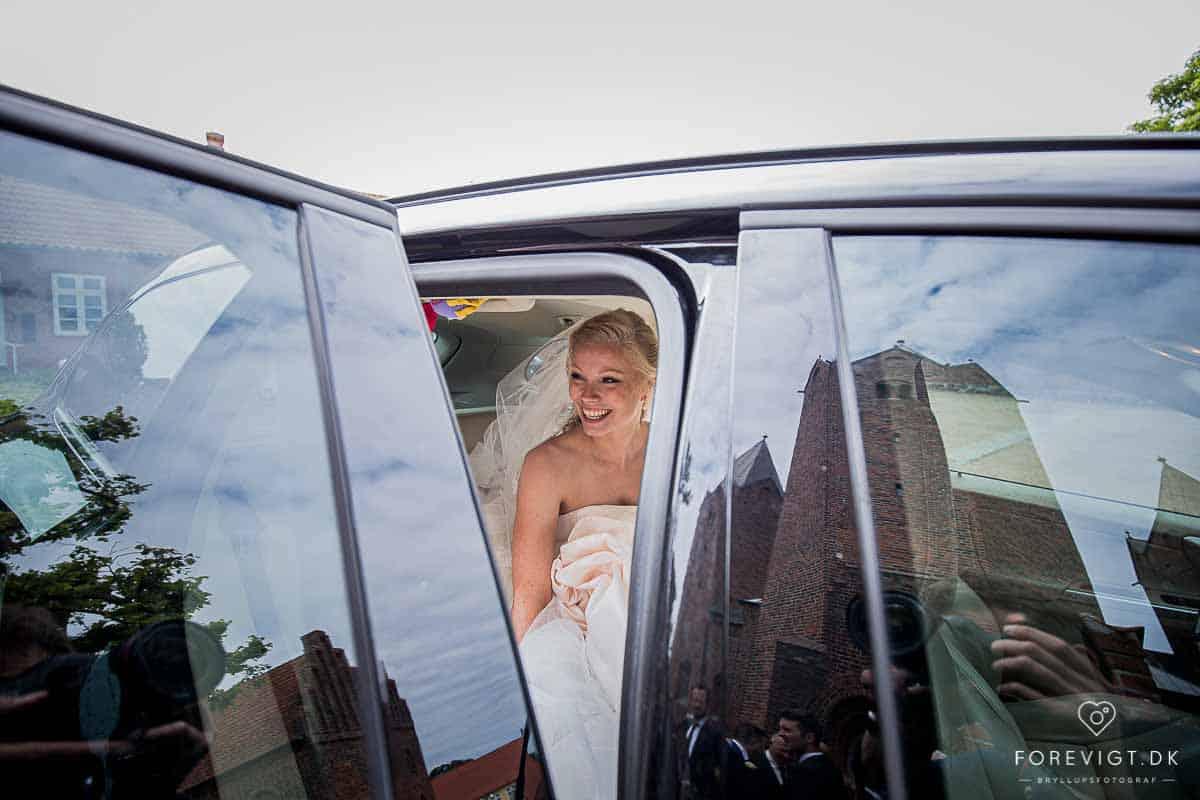 Flere billeder af bryllup sjælland