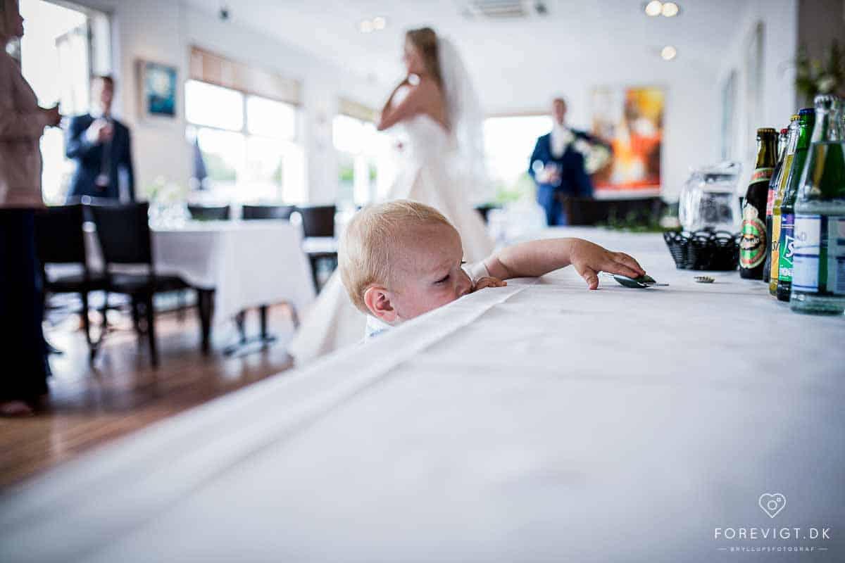 Et bryllup er en af livets helt store begivenheder