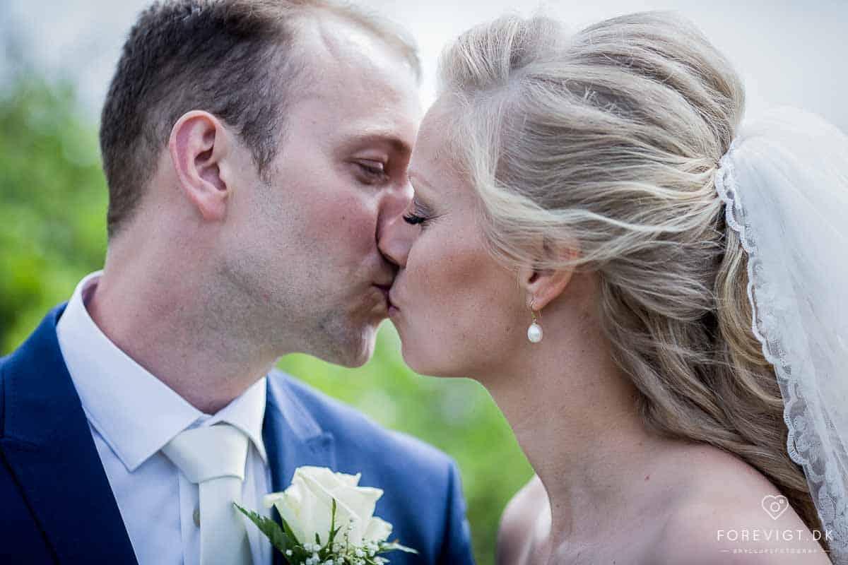 Slotte, restauranter og festlokaler til bryllup