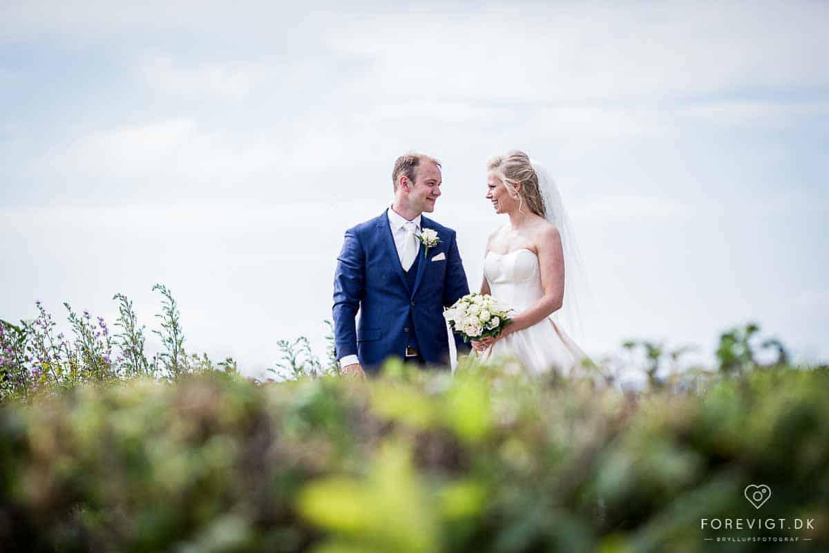 bryllupsbilleder Kalundborg