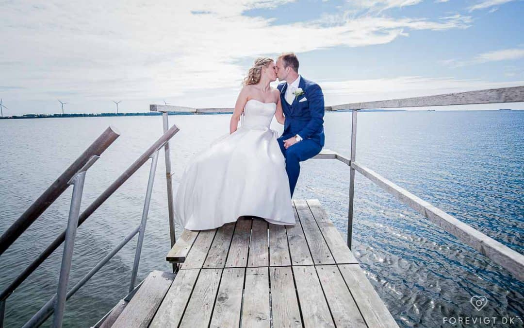 Restaurant Gisseløre bryllup