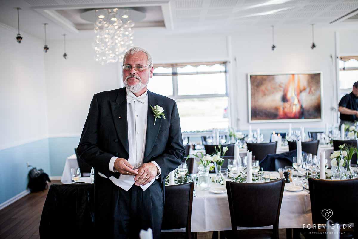 bryllupsfotografering af bryllup kalundborg