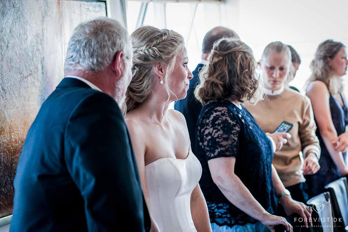 bryllupsbilleder af bryllup kalundborg