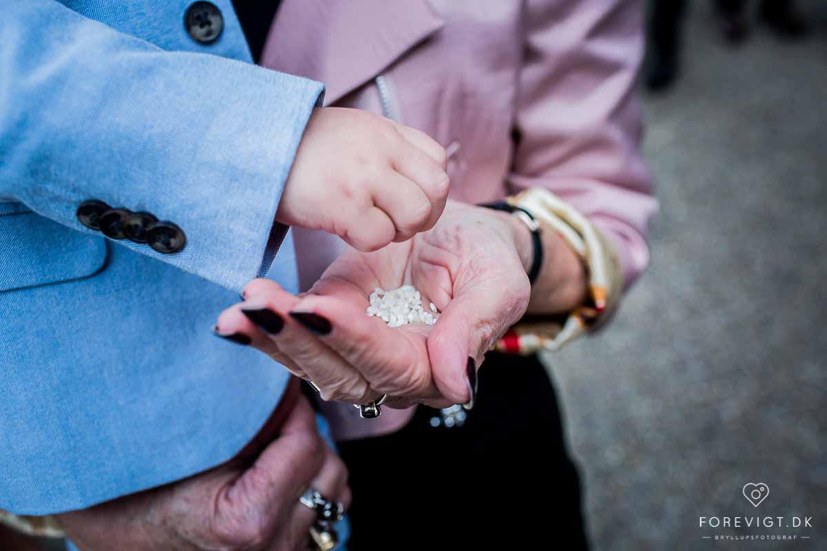 Bryllupsbilleder Hørning Kirke og Skanderborghus