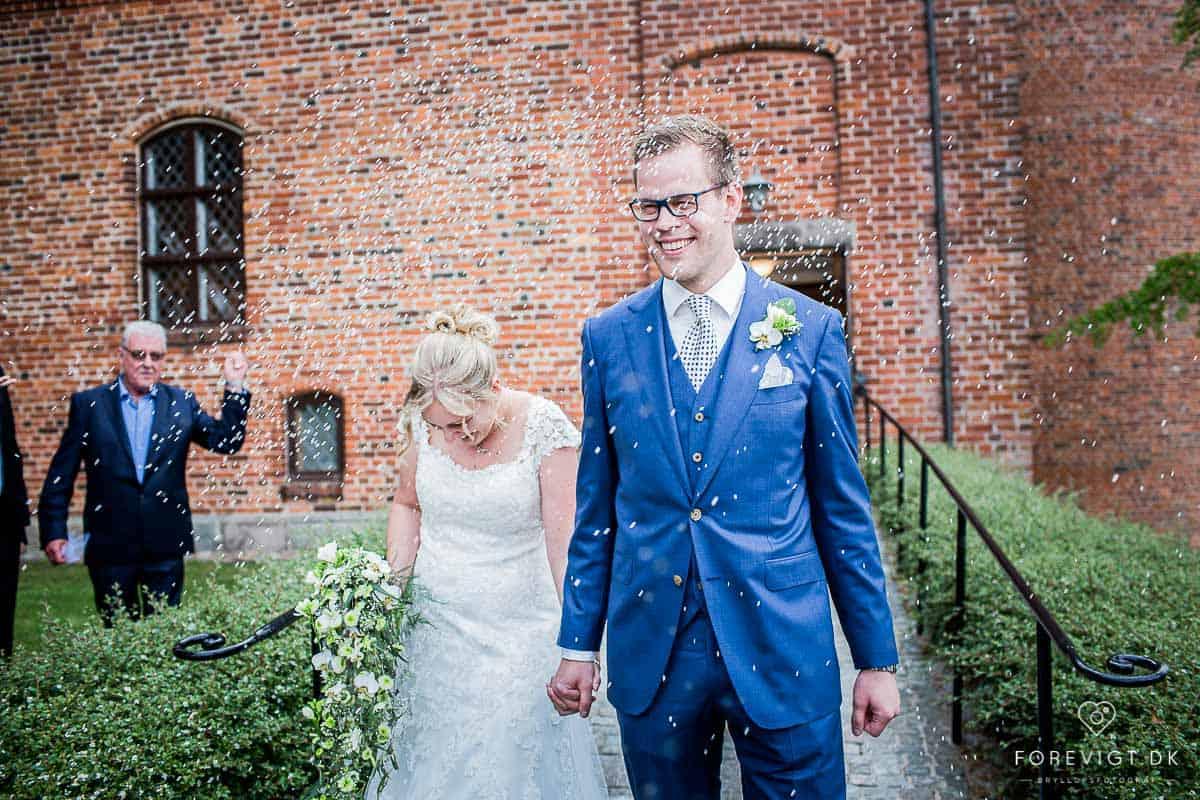 Restaurant Vestermølle bryllupper