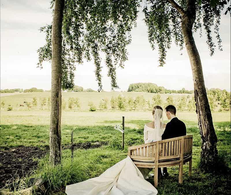 Pøt Mølle bryllup