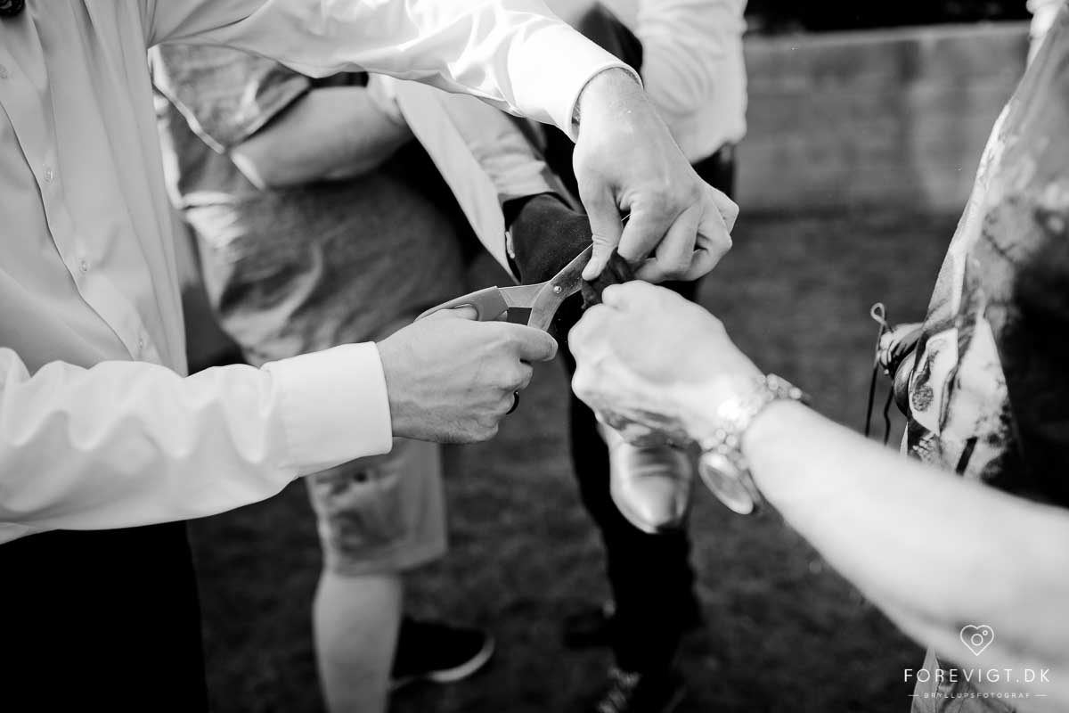 Skal i holde bryllup Sønderjylland