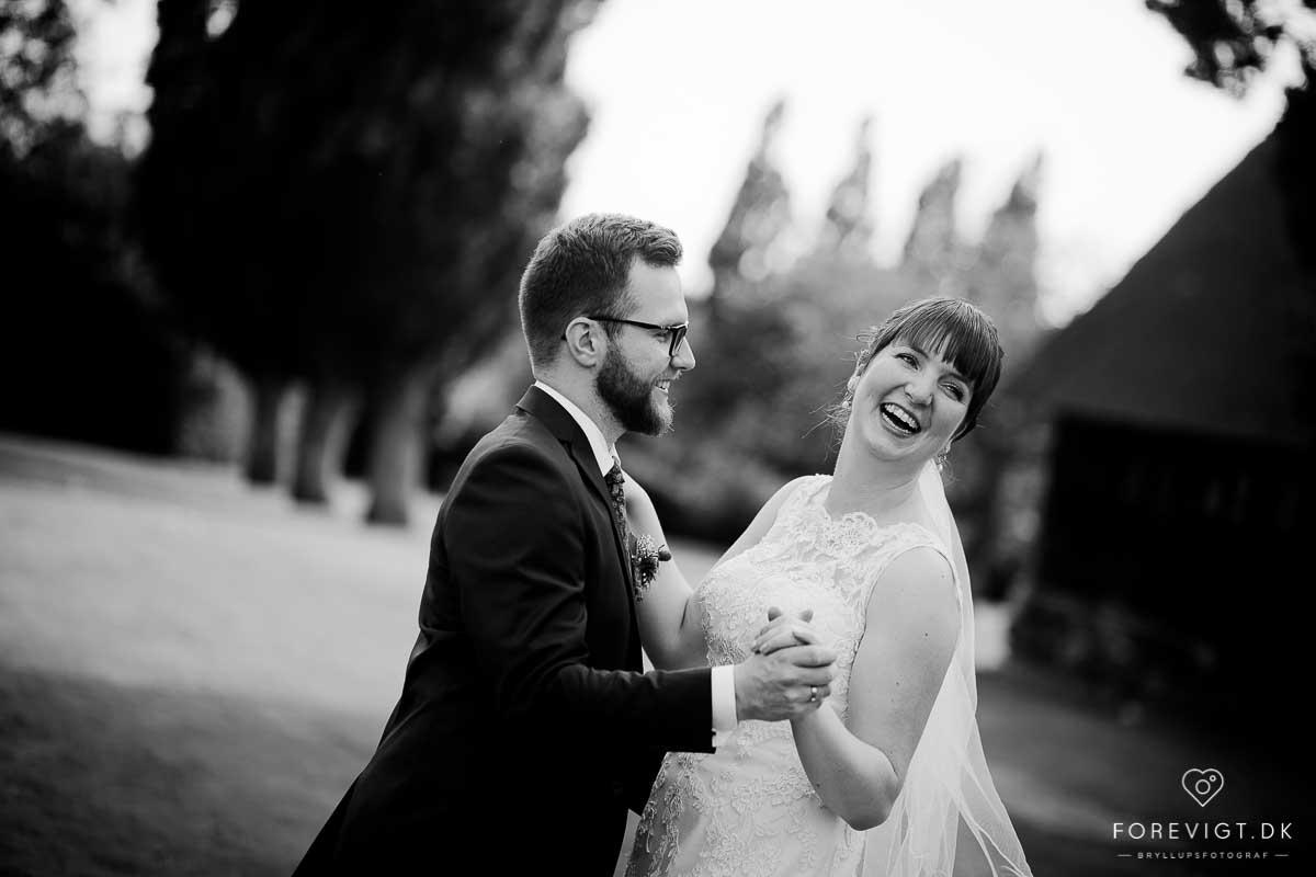 Bryllup i Christiansfeld på Tyrstrupkro