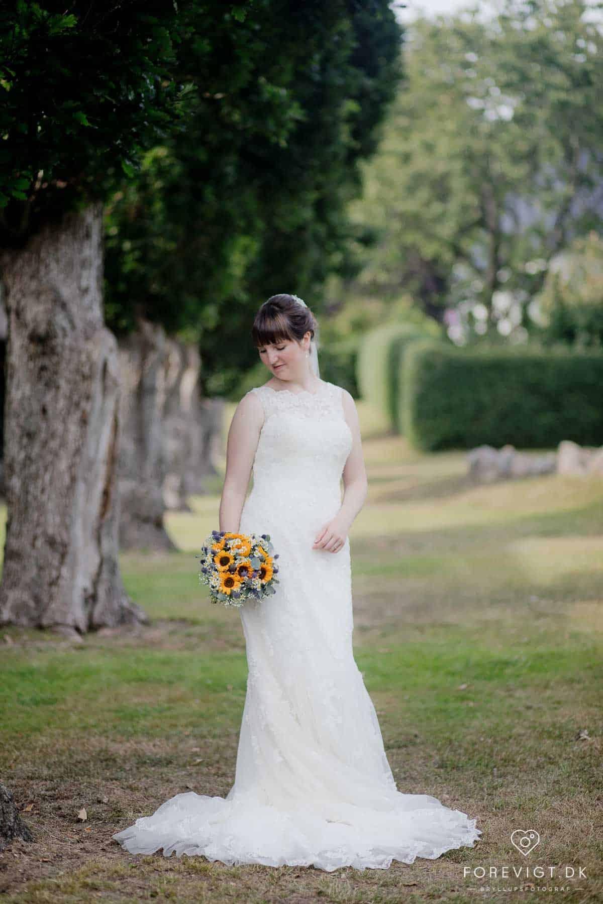Billeder af haderslev bryllup