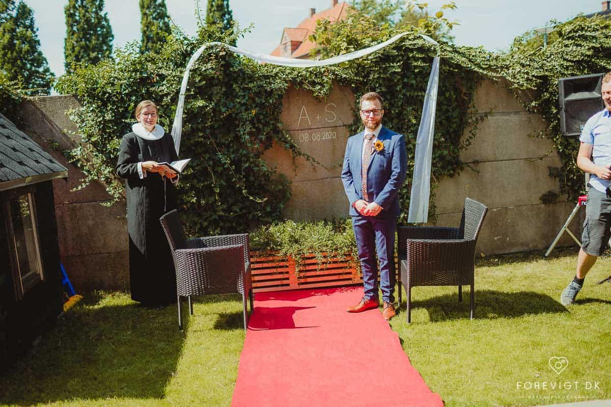 Bryllupsfotograf i Haderslev - Fotograf til bryllup