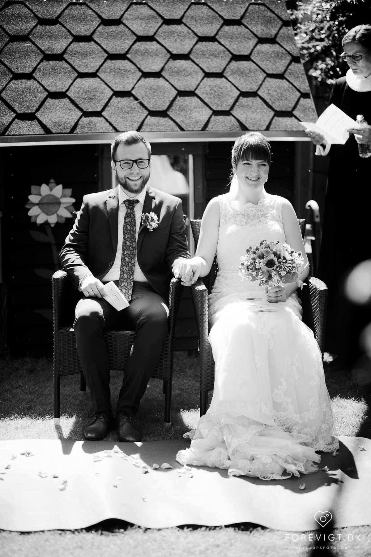 brudepar Sønderjylland