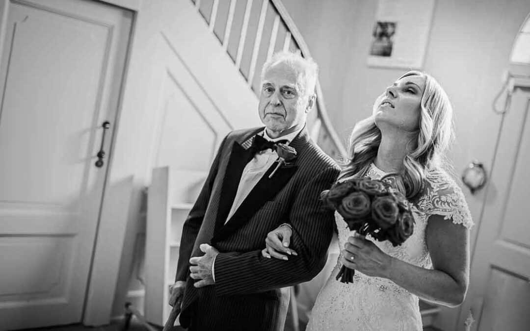Hvordan får vi som brudepar mest ud af vores bryllupsfotograf?