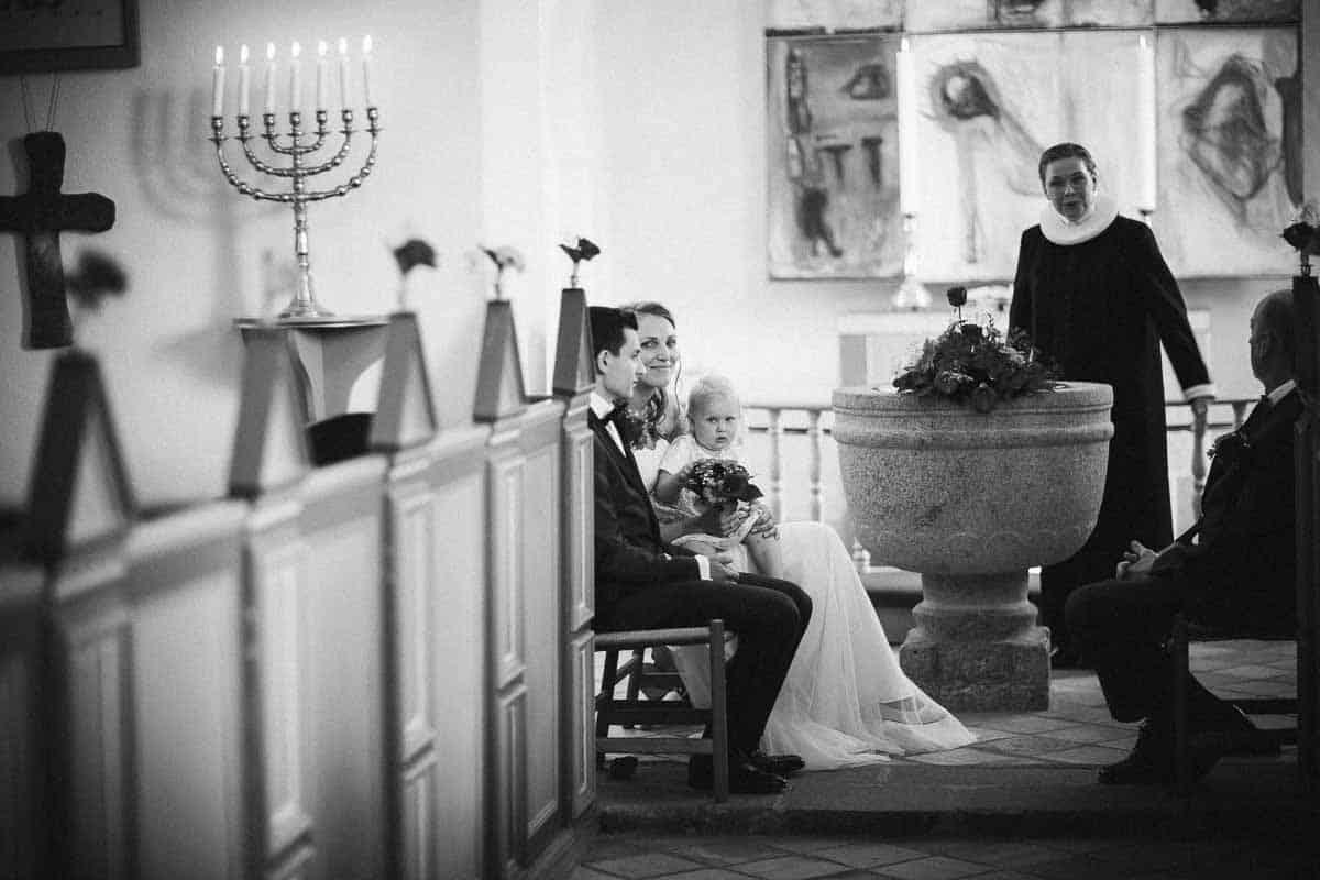 Bryllup i smukke Silkeborg