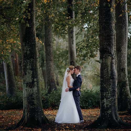 billig bryllupsfotograf jylland