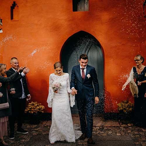 Hvordan planlægger vi et bryllup