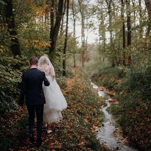 Bryllupsfotograf Randers og Nordjylland