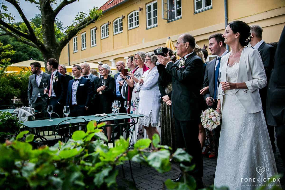 Sjette Frederiks Kro bryllupper