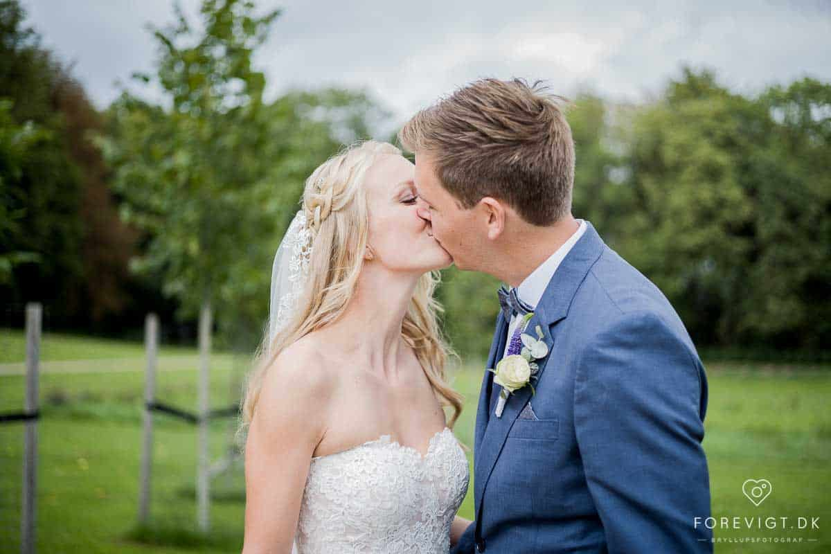 bryllupsfotografer Jylland