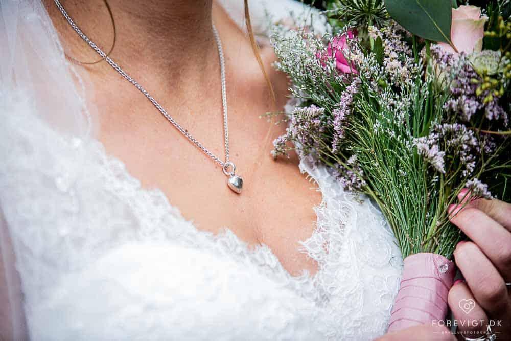 Bryllup på Tehusbakken