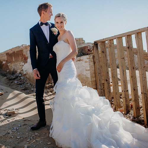 Professionel portræt- og bryllupsfotograf fra Aabybro