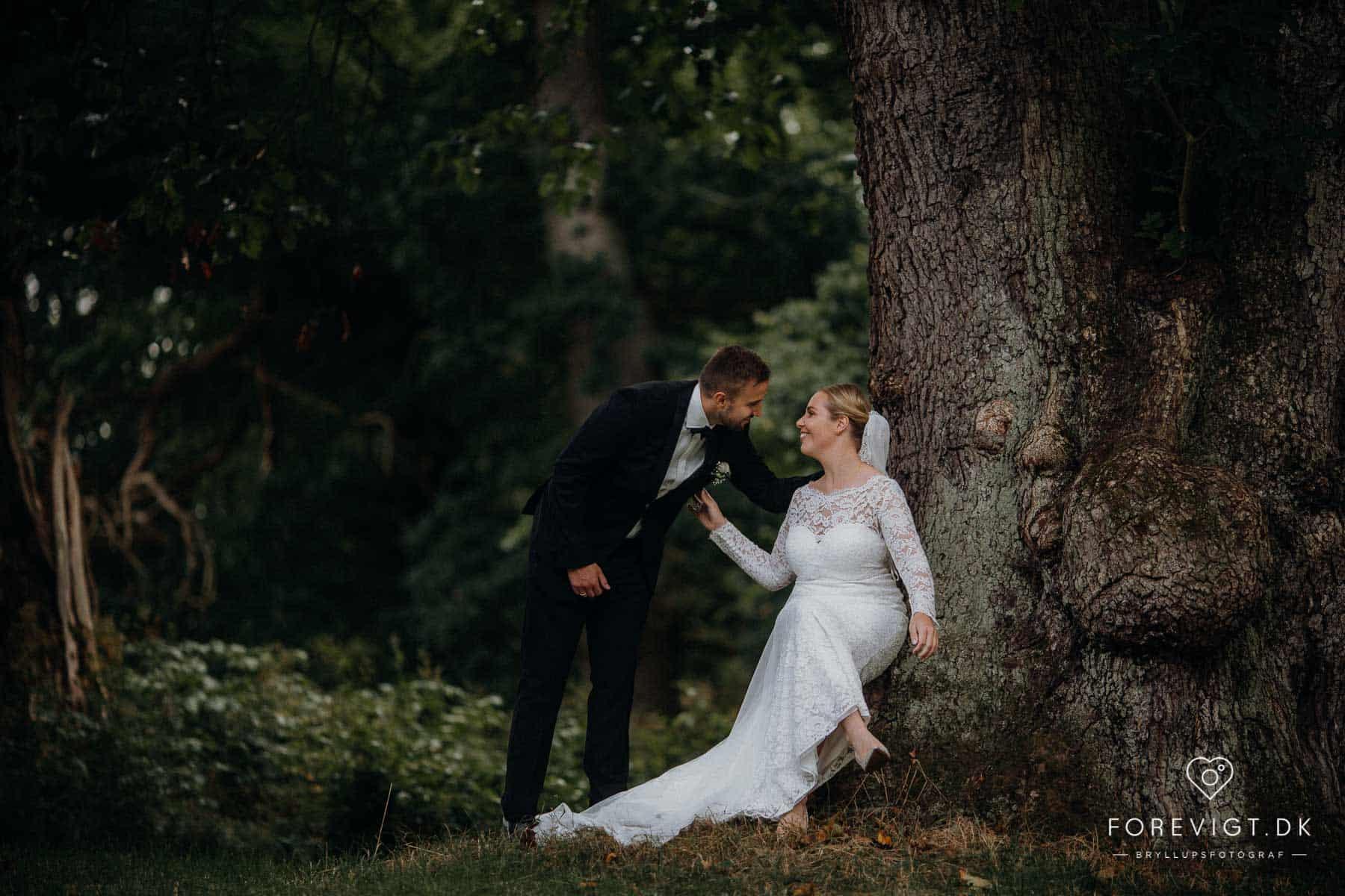 Bryllup Borre Knob