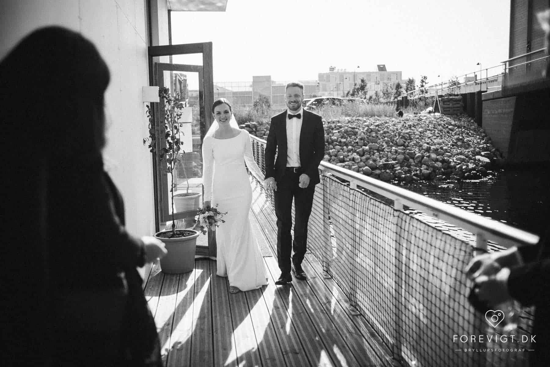 Frederiksberg bryllupsfoto