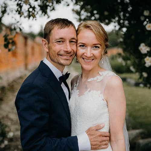 bryllupsbilleder tid