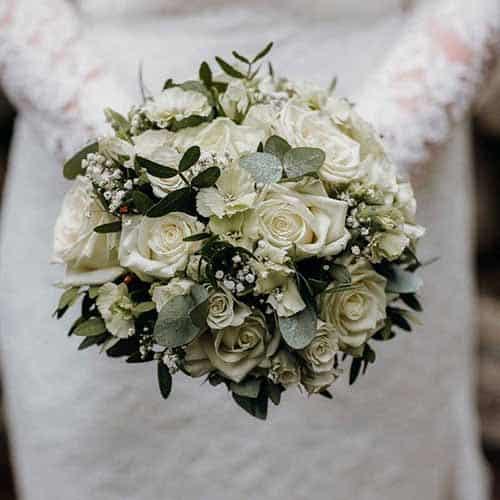 bryllupsdetalje