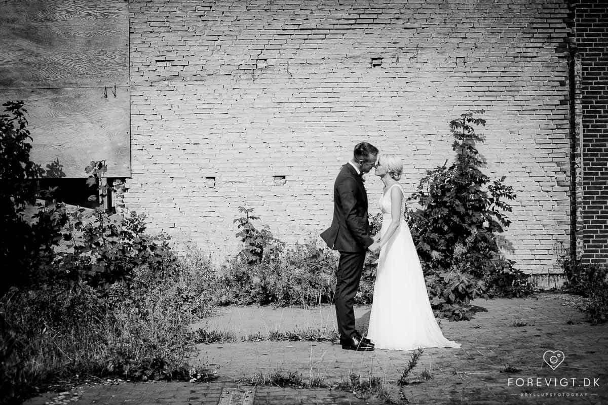 bryllupsfoto Jylland