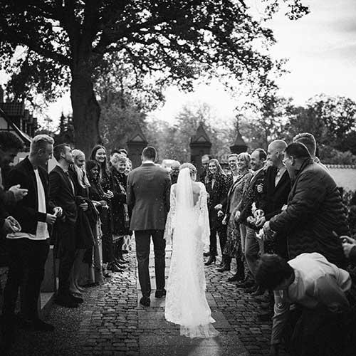 de flotteste bryllupsbilleder