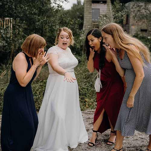 detaljer bryllupperne