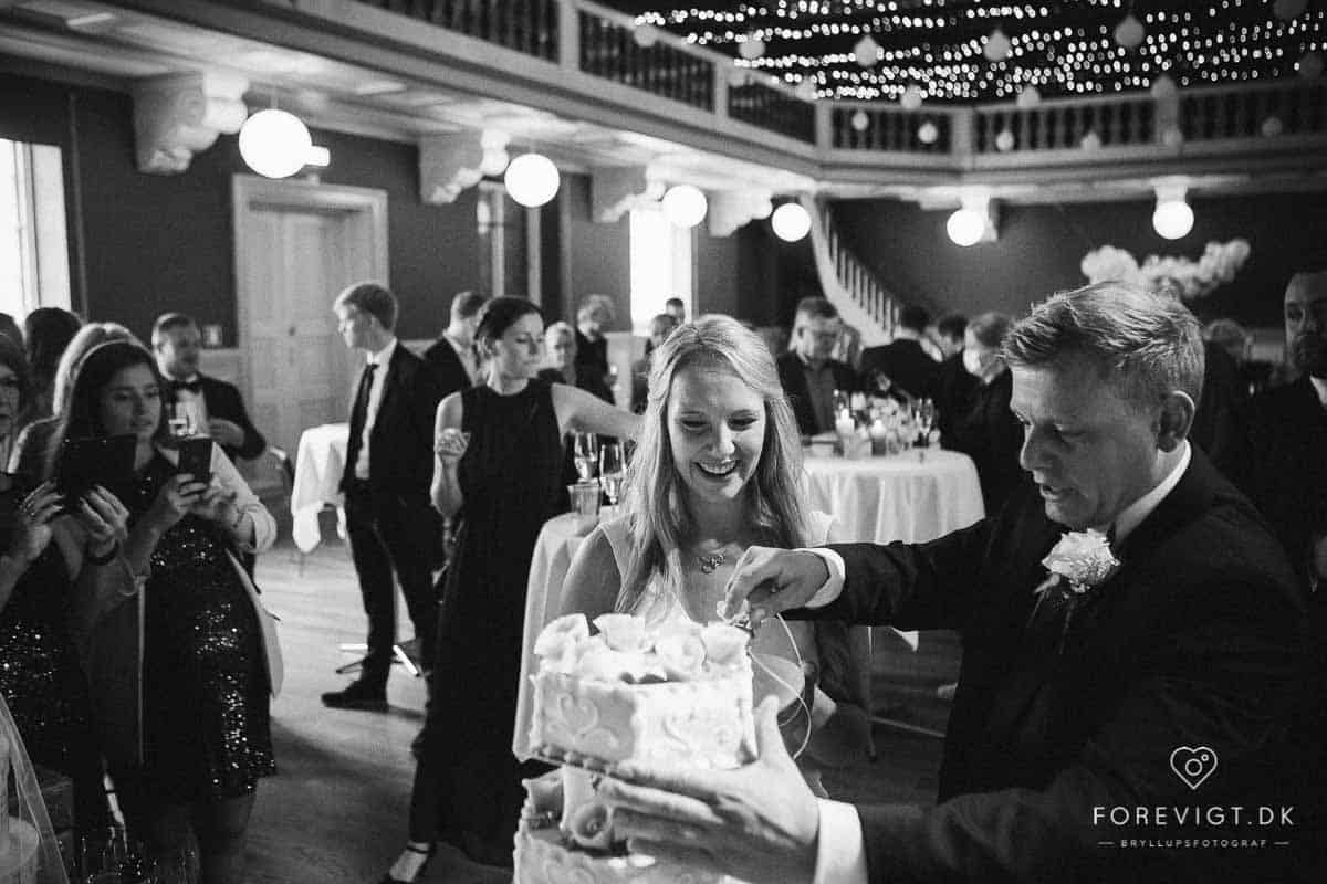 lokaler på Sjælland til den perfekte bryllupsfest