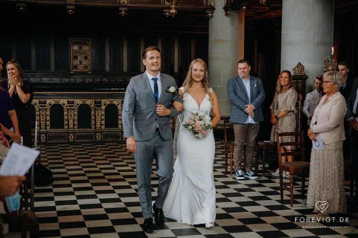 Fest i romantiske rammer - Kongelige Slotte