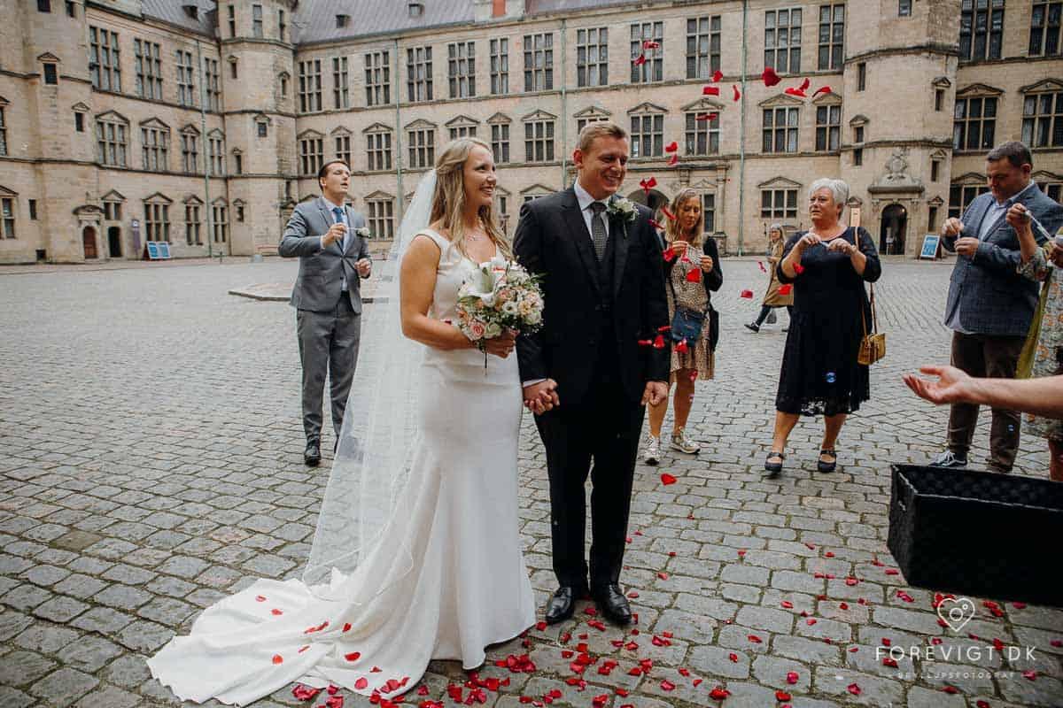 Vil du holde bryllup på slot? - Danske slotte og herregårde