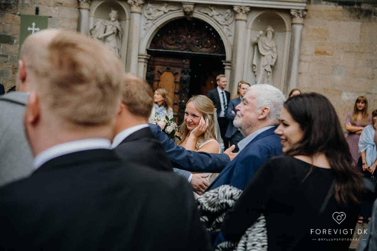 Bryllup og bryllupsfest på Kronborg
