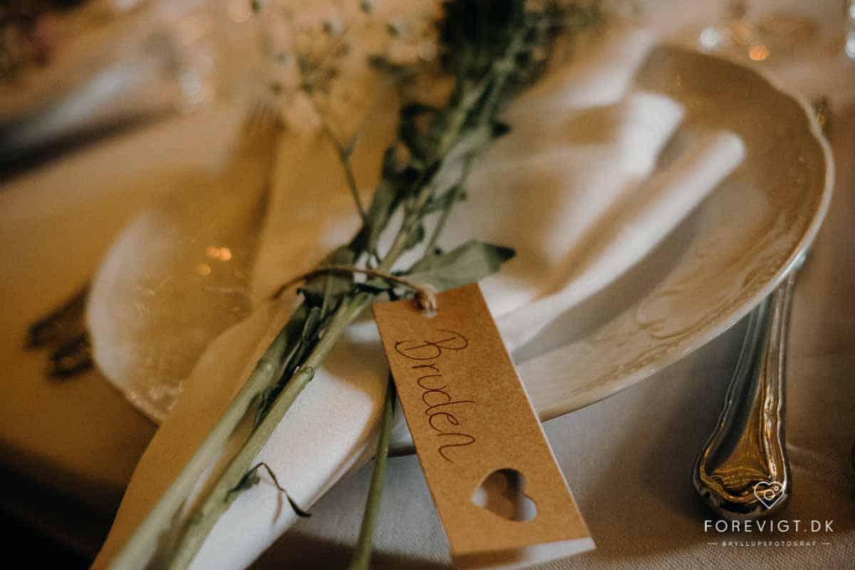 Bryllupslokaler i Nordsjælland