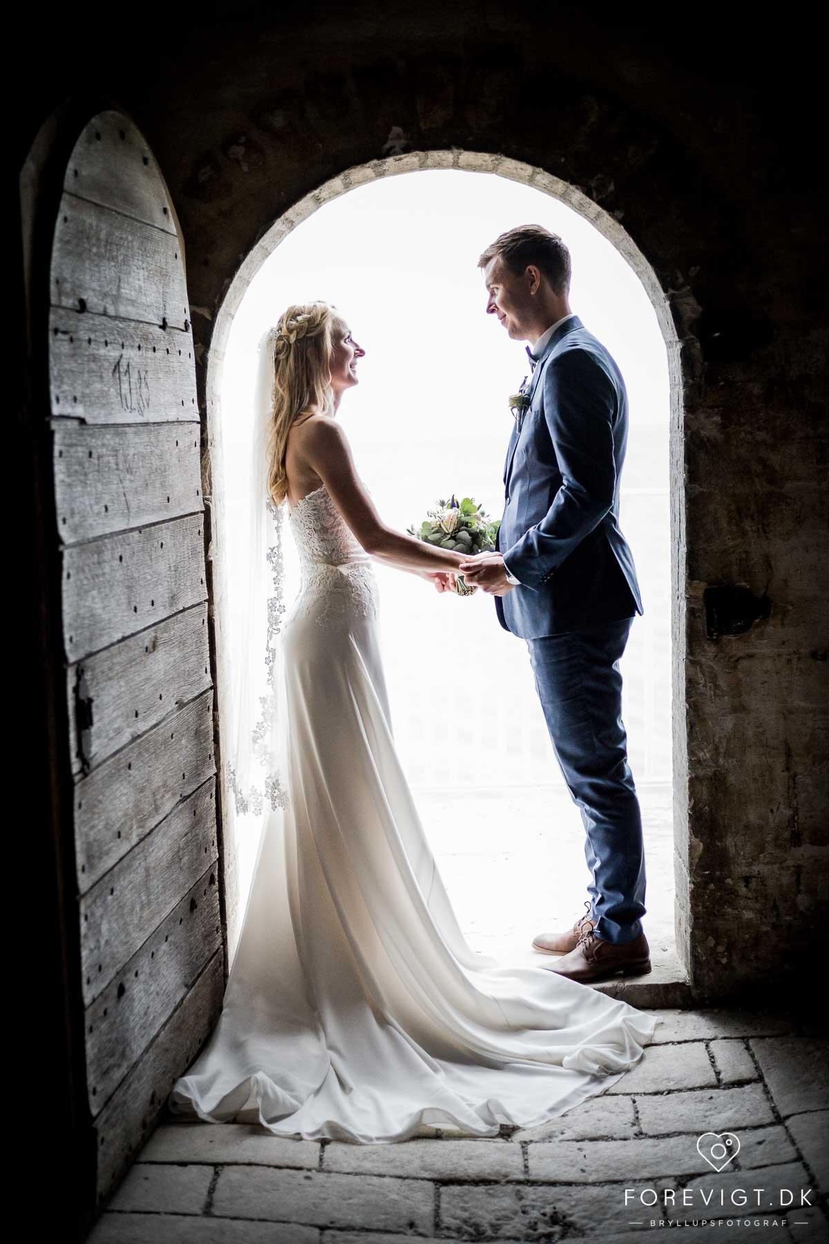Professionelle bryllupsbilleder