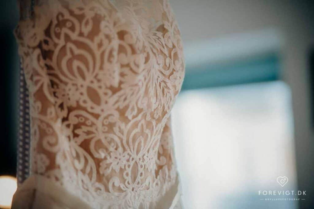 Autentisk bryllup i godsets lade: Sonnerupgaard Gods