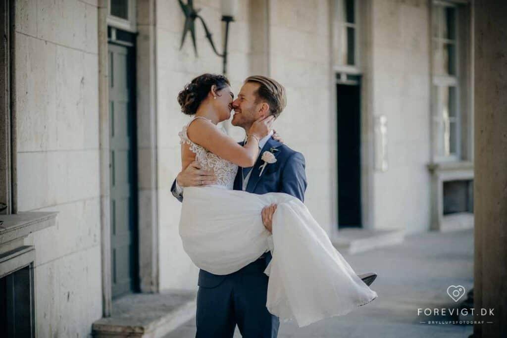 unikke bryllupslokationer
