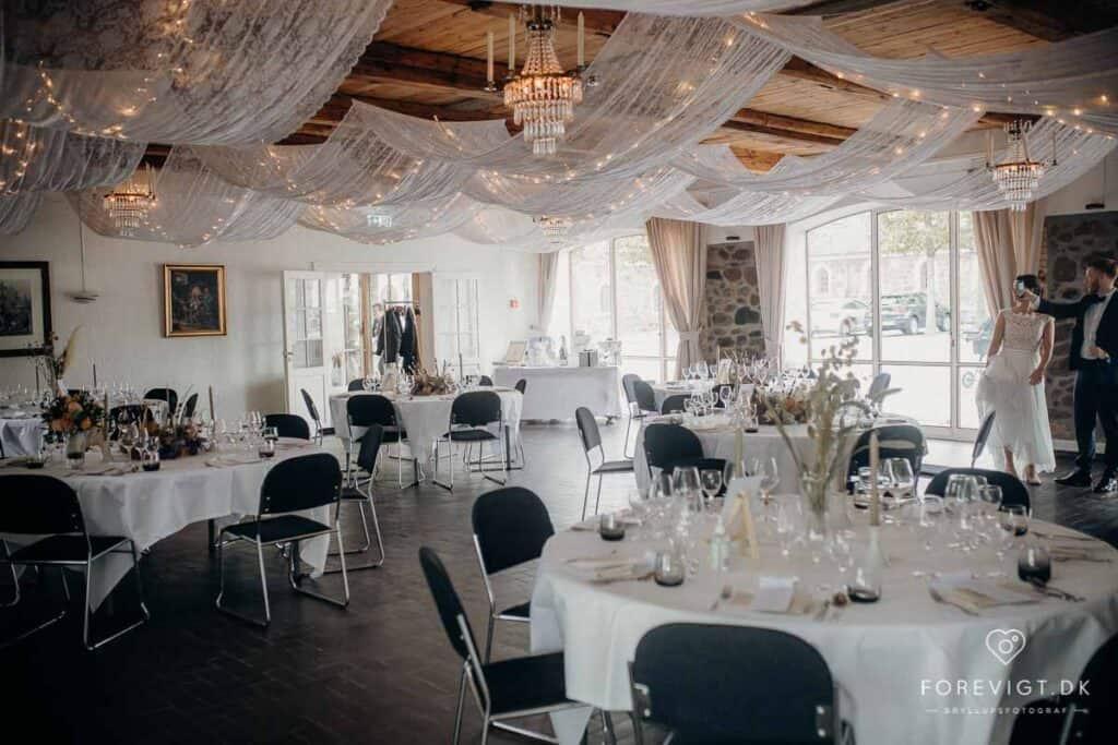 Bryllup & Fest på Sonnerupgaard Gods