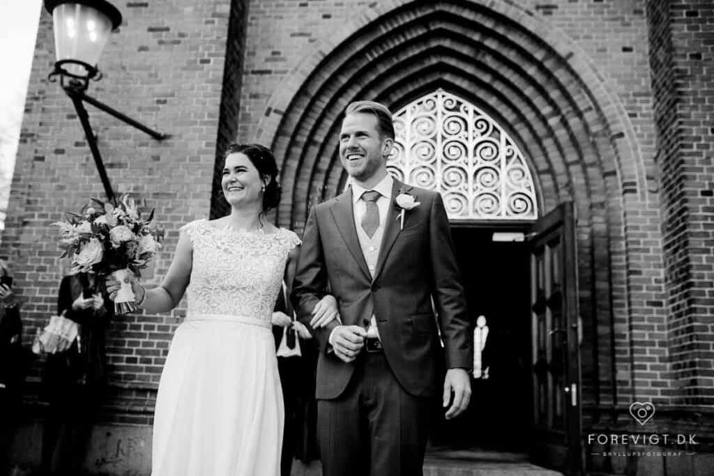 bryllup på skønne Sjælland